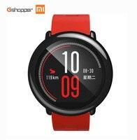 Original Xiaomi Huami Watch English Version Bluetooth 4 0 AMAZFIT Pace Sports Smart Watch Zirconia Heart