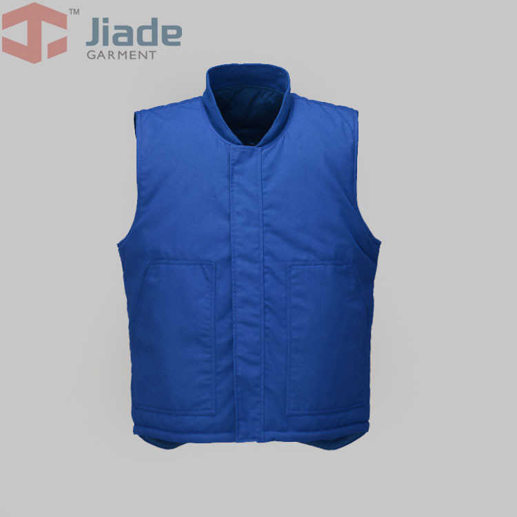 ФОТО Jiade men's Winter Vest Garter tooling vest  Men cotton vest  Flame Resistant  Vest