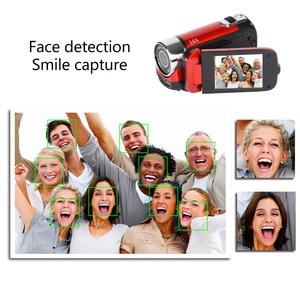 Image 4 - Видеокамера с цифровым зумом, высокое качество, Full HD, 1080P, 16 м, 16X, TPT, ЖК камера, DV, для путешествий, домашнего использования, фотографии
