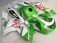 Branco verde abs carenagem carroçaria kit para yamaha yzf600r thundercat 1997-2007 yzf 600r 97 07 07 peças de moto yzf 600 r