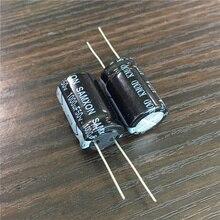 5pcs 1000uF 50V SAMXON KM Series 16x25mm 50V1000uF Good Quality Aluminum Electrolytic capacitor