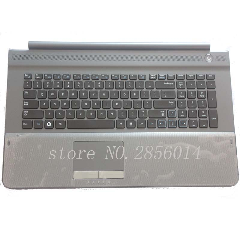 New Keyboard for SAMSUNG NPRC710 NPRC711 NPRC720 US laptop keyboard with C shell new russian new keyboard for samsung nprc710 nprc720 ru laptop keyboard with c shell