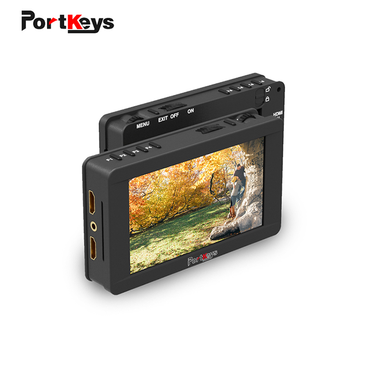 US $289 0 |Aliexpress com : Buy PortKeys LH5 HDR 5 Inch 4K hdmi Camera  Monitor 1500nit with HLG 3D LUT Waveform Touch Remote Camera from Reliable