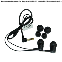 Earphone Bluetooth-Device SBH20 Sony Mh755 Black GHH for Headset Ghh-Replacement CE1084