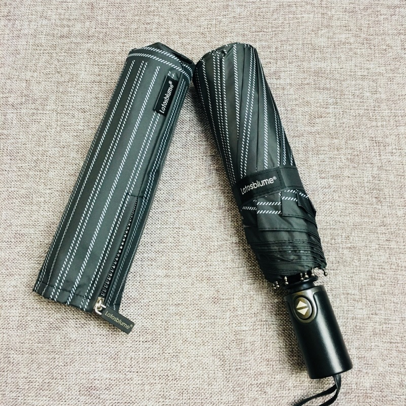 Quality 10 Rib Strong Automatic men's umbrellas folding /windproof - Household Merchandises - Photo 3