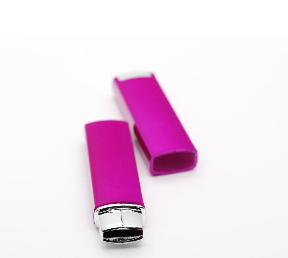 """Hardcase пилка для ногтей протекторы 3,"""" Стеклянная пилочка для ногтей элегантный жесткий чехол 100 шт./лот# NF009T"""