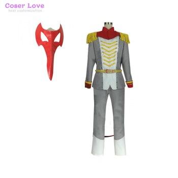Persona5 Crow Goro Akechi przebranie na karnawał nowy rok kostium na boże narodzenie