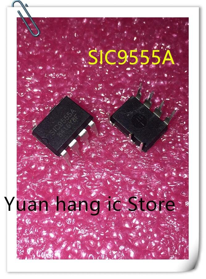 10PCS SIC9555A SIC9555 DIP-7