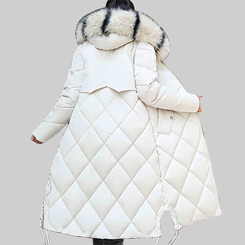 Winter jacket women 2018 New warm Fashion Women coat plus size thick hoody winter coat slim women   parka   warm womens Down jacket