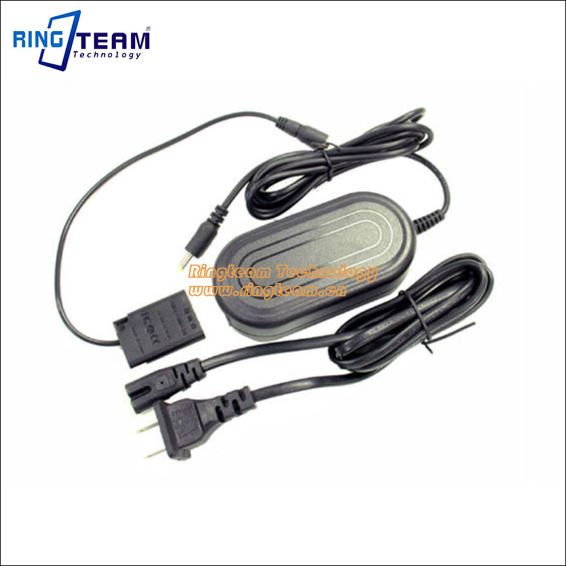 Wholesale 10Pcs/Lot Camera AC Adapter EH-62E EH62E (EN-EL11) for Nikon Coolpix S550 S560 Ricoh R50 Pentax M50 M60 V20 W60 W80