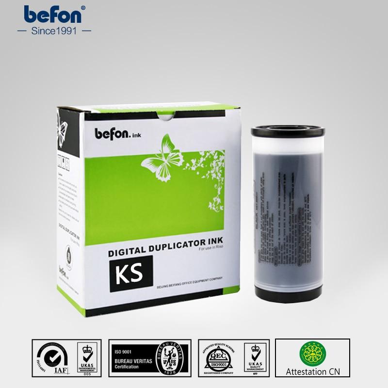 befon Duplicator Ink KS ks S-3275 ink for use in KS-500 600 800