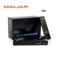 SKBOX V8/S-V8 HD TV Satellitare Ricevitore Supporto Condivisione Carta CCcam NEWcam MGcam DVB-S2 Ricevitore V8 con WebTV
