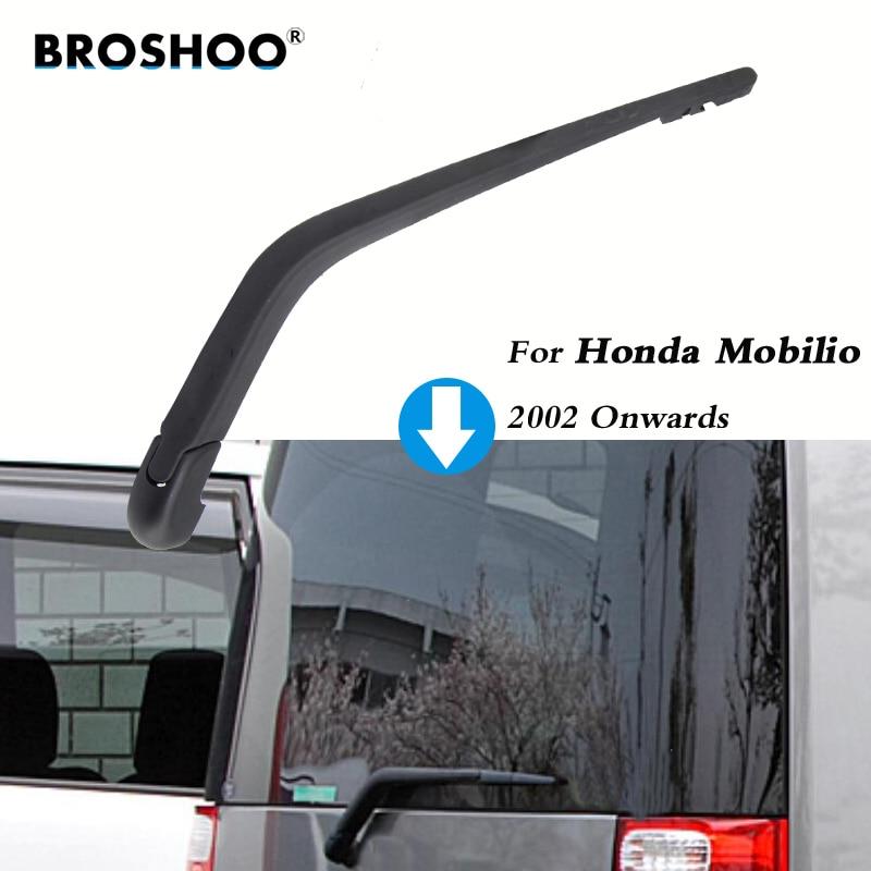 Broshoo Car Rear Wiper Blades Back Windscreen Wiper Arm For Honda
