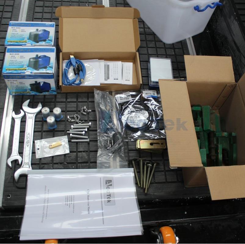Shandong AccTek machine de découpe de CNC modèle à grande vitesse pour modèle de chaussure avec certification CE - 4