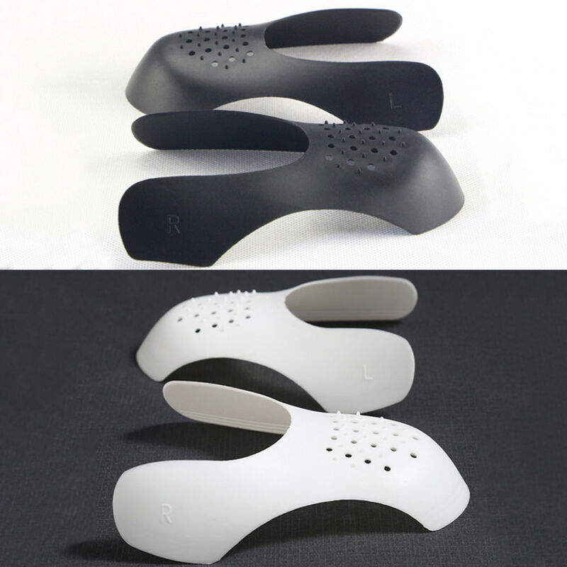 Universal Shoes Shields For Sneaker Anti Crease Wrinkled Fold Shoe Support Toe Cap Sport Ball Shoe Head Stretcher Shaper Keeper