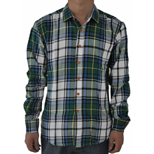 2017 NEW New Men's Slim Fit Long-Sleeve Plaid Shirt Casual Shirts Male Cotton Dress Shirts Tuxedo Shirts 11