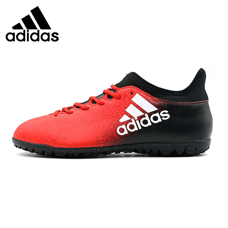Original New Arrival 2017 Adidas X 16.3 TF Men's Football/Soccer Shoes Sneakers tiebao a13135 men tf soccer shoes outdoor lawn unisex soccer boots turf training football boots lace up football shoes