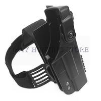 Tactical Pistol Gun Holster Drop Right Leg Thigh Holster for GL 17 18 19 21 22 23 26 30