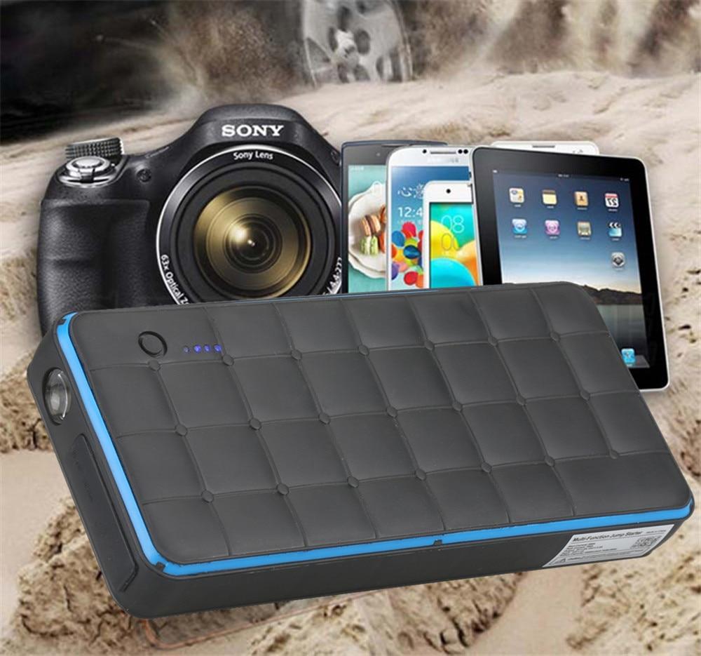 2019 28000 mAh Waterproof Car Jump Starter Portable Starter Battery Power Bank 12V Booster Buster Petrol