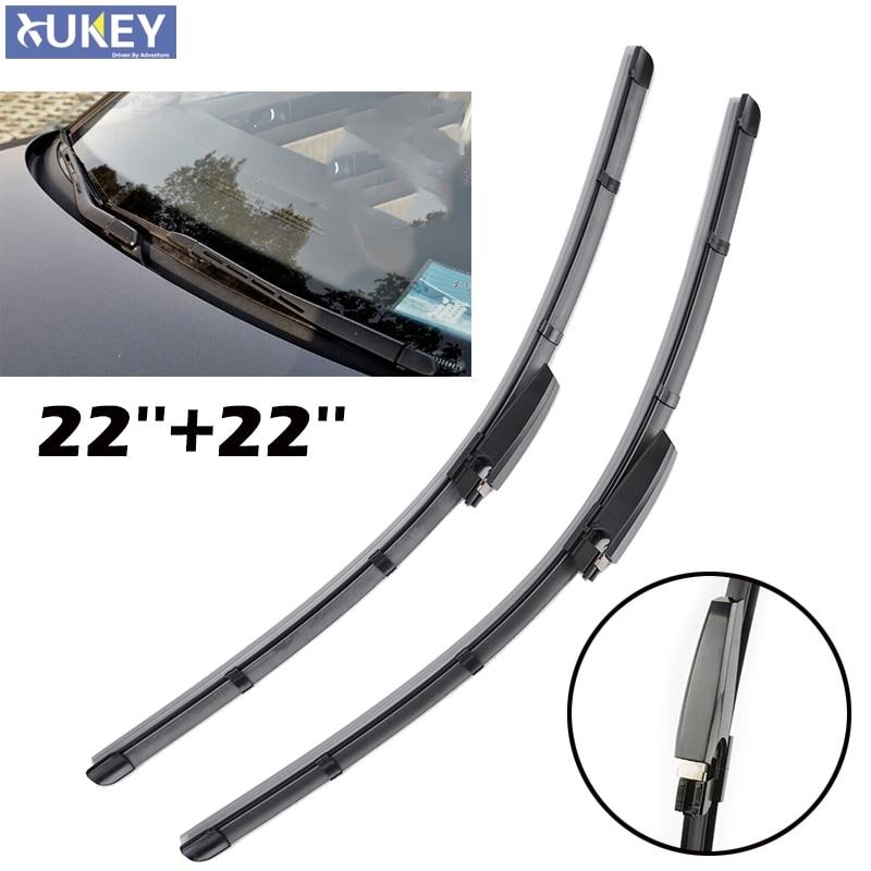 Набор щёток стеклоочистителя Xukey для Audi A4 S4 RS4 B6 B7 2003 2004 2005 2004 2005 2006 2007 2008 2009 для A6 C5 01-05