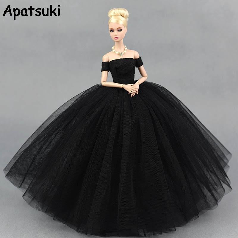 High Quality Doll Dress Costume Elegant Lady Wedding Dress For Barbie Doll Clothes For 1/6 BJD Doll Dresses Gift Kids Toy kk bjd sd doll dresses doll clothes dress uniform sailor suit clothing 65cm doll 1 3 1 4