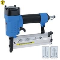 Pneumatic Air Stapler Pneumatic Nailer Nail Staple Stapling Gun 2 in 1 Combination SF5040 Woodworking Machine Air Tool Accessory