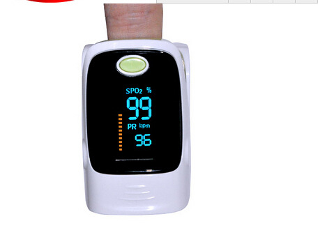 High Precision CE FDA  Fingertip Pulse Oximeter Finger Blood Oxygen Saturation SpO2 PR All ages Monitor Home monitor high quality ce fda blood glucose meters monitor blood sugar diabetics test glycuresis monitor 50 strips 50 needles