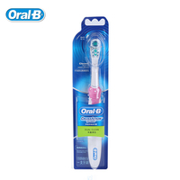 Original Oral B Electric Toothbrush Dual Clean Deep Clean Teeth Brush Use 1 AA battery Non-Rechargeable you can choose color