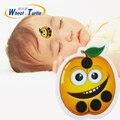 1 pcs nenhum mercúrio termômetros testa etiqueta para crianças apple cuidados de saúde do bebê temperatura termômetro febre corpo das crianças