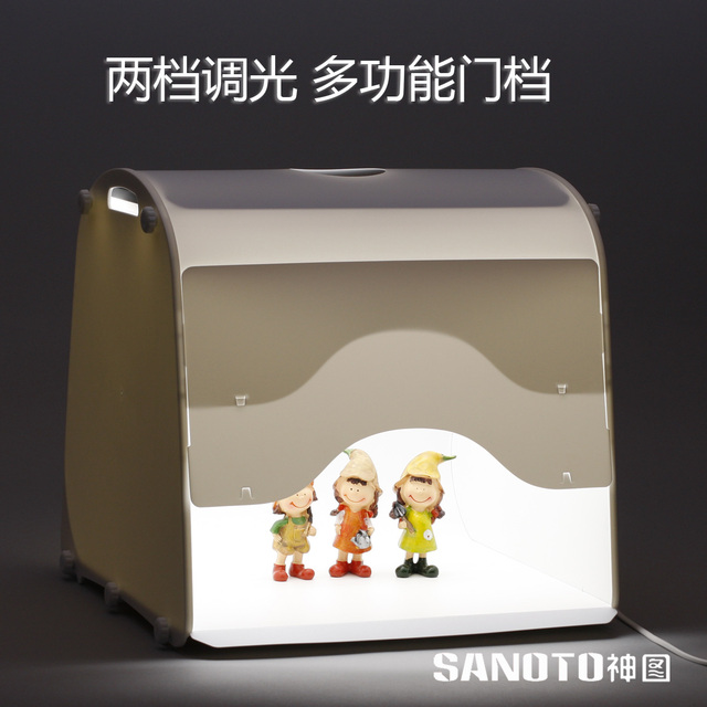 Professional photography equipment studio shooting tent light box Mk40-led Studio Light Jewelry Box Product & Professional photography equipment studio shooting tent light box ...