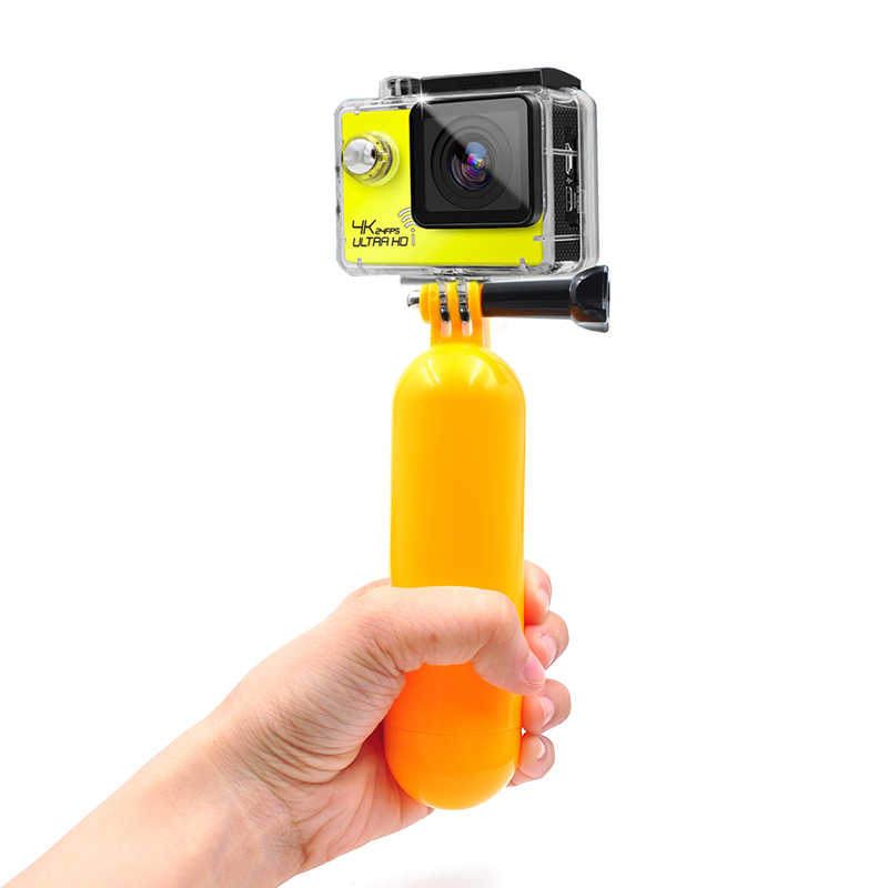Startrc Handle Floating Grip Waterproof for GoPro Hero 6 5 4 Session 4K SJCAM SJ5000 action Camera for Go pro 6 DJI osmo action