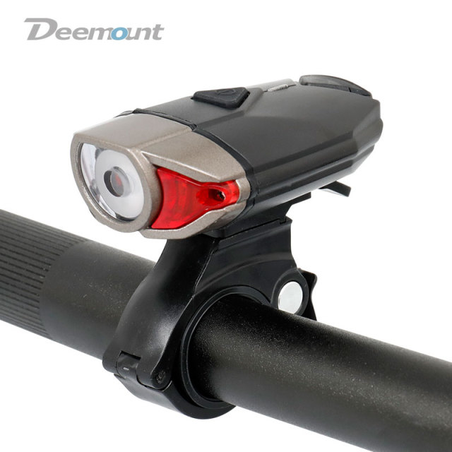 Led Spotlight Hj: Deemount Fiets Koplamp Helm Spotlight Dual Mount Stuur