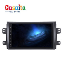 Dasaita 9 «Android 6.0 автомобиль GPS плеер для Suzuki SX4 2006-2011 с Octa core 2 ГБ без DVD Авто Мультимедиа Стерео Navi Радио 4 г