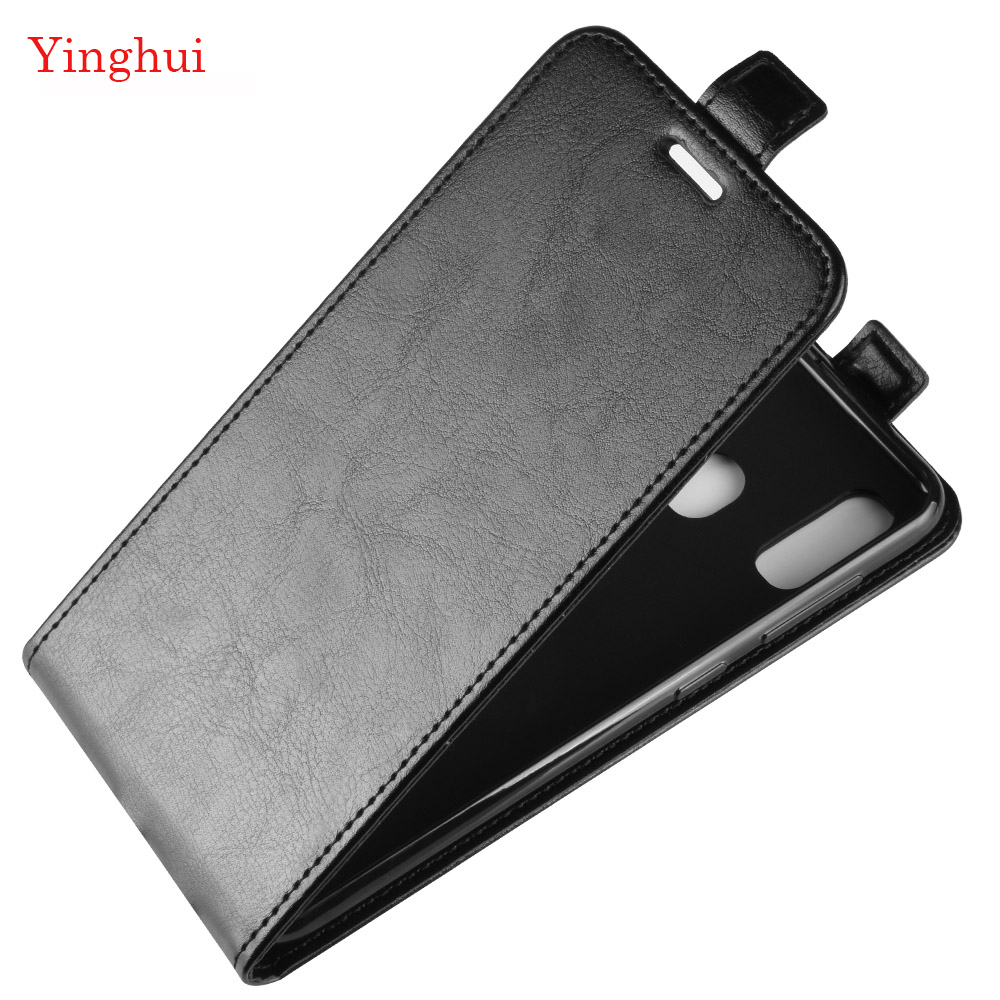 For <font><b>Samsung</b></font> Galaxy A30/A20 <font><b>Case</b></font> Cover <font><b>Flip</b></font> Leather <font><b>Case</b></font> For <font><b>Samsung</b></font> Galaxy A30S <font><b>A10S</b></font> A50S <font><b>A10E</b></font> A20E A20S A50 Vertical Cover image