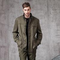 Simwood Plus Size Men Military Jacket And Coat Jaqueta Male Autumn And Spring Jackets And Coats Casual Fit Overcoat Outerwear 10