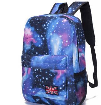 New Star Trend Bag Harajuku Shoulder Bag Star Backpack Student Bag Christmas Gift in Backpacks from Luggage Bags