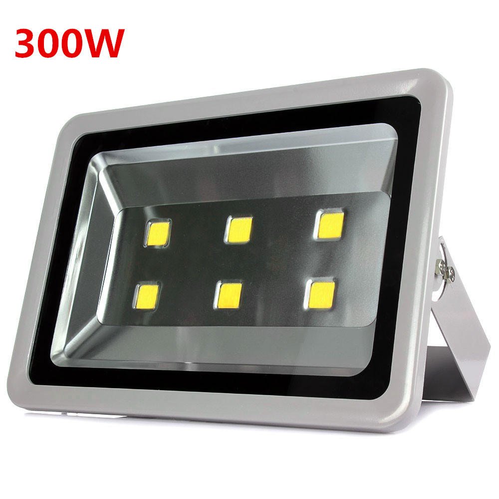 1pcs Led Spotlight 100W 150W 200W 300W 400W 500W Outdoor lighting Floodlight AC 110V 220V Led Flood light Replace Halogen lamp стоимость