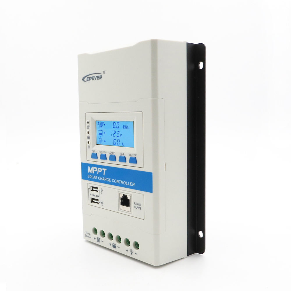30A TRIRON3210N TRIRON Series Modular MPPT Solar Charge Controller Battery Charger Regulator USB Tracer