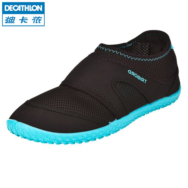 decathlon plong e chaussures respirant s chage rapide. Black Bedroom Furniture Sets. Home Design Ideas