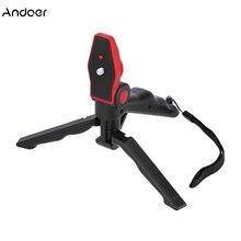 Andoer Универсальный мини штатив-Трипод для мобильного телефона Камера 2in1 Портативный Настольный Штатив Ручной Стабилизатор для GoPro Hero 4/3+/3/2/1 SLR-и dslr-камер