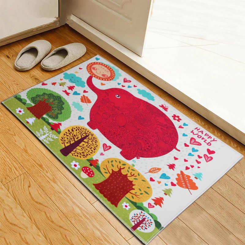 Door Mats Soft Kids Bedroom Carpets