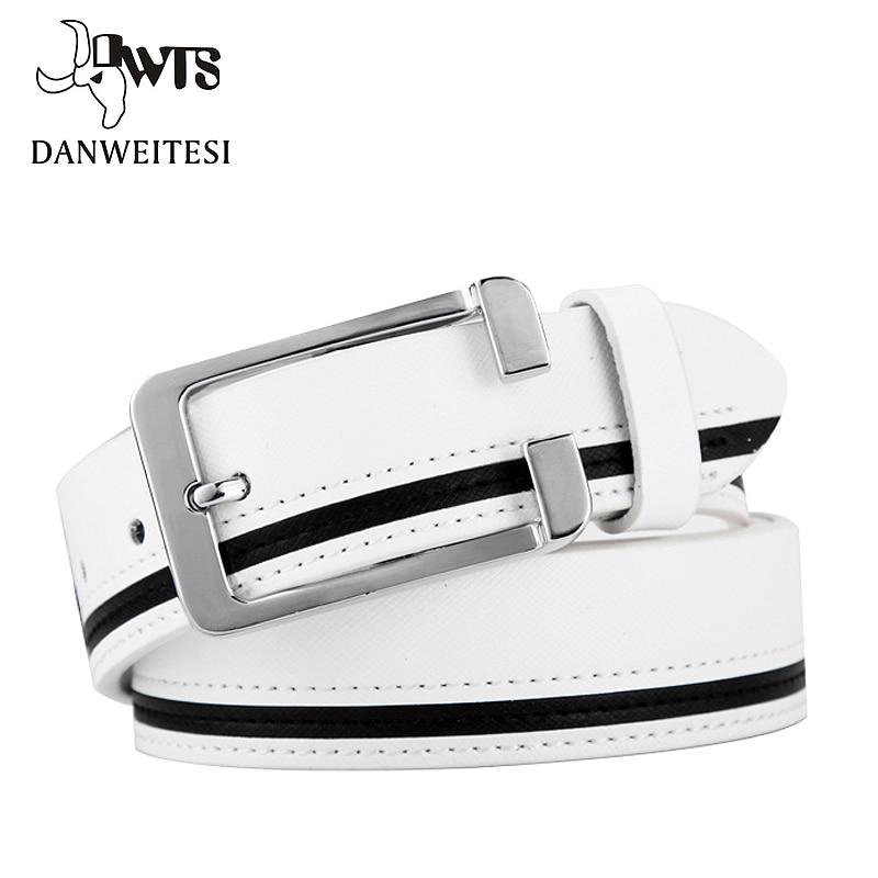 [DWTS]2019 Designer Brand Luxury   Belts   Men   Belts   Male Waist Strap Faux Cowskin   Belt   For Men Cinturones Hombre Waistband Ceinture