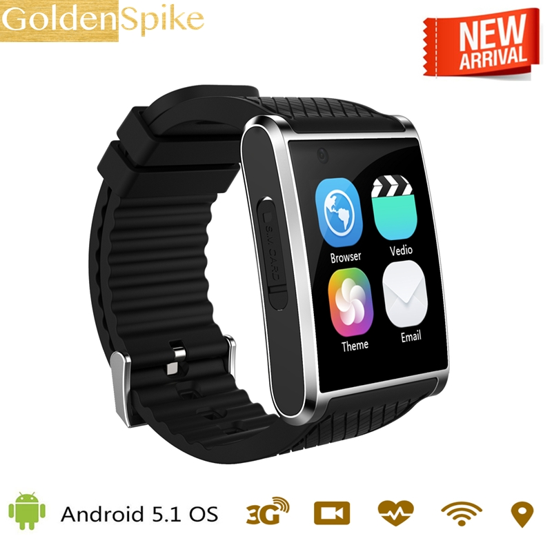 2018 Newest android OS 5.1 smartwatch X11 MTK6580 smart watch with pedometer camera 2.0M 3G WIFI GPS for xiaomi huawei SAMSUNG цена