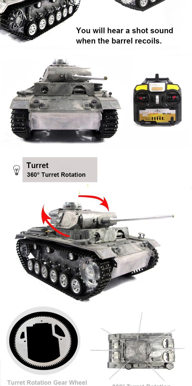 discount Tank Libyan model 4