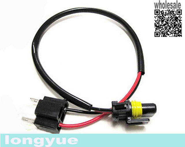 longyue 2pcs H4 9008 Wire Harness for HID ballast to stock socket for HID Conversion Kit longyue 2pcs h4 9008 wire harness for hid ballast to stock socket 120V Ballast Wiring Diagram at soozxer.org