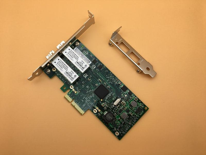 1 Gbps 2-port Lc Faser Pci-express X4 Gigabit Ethernet Server Adapter Nic I350-f2 Freies Verschiffen Exquisite Handwerkskunst;