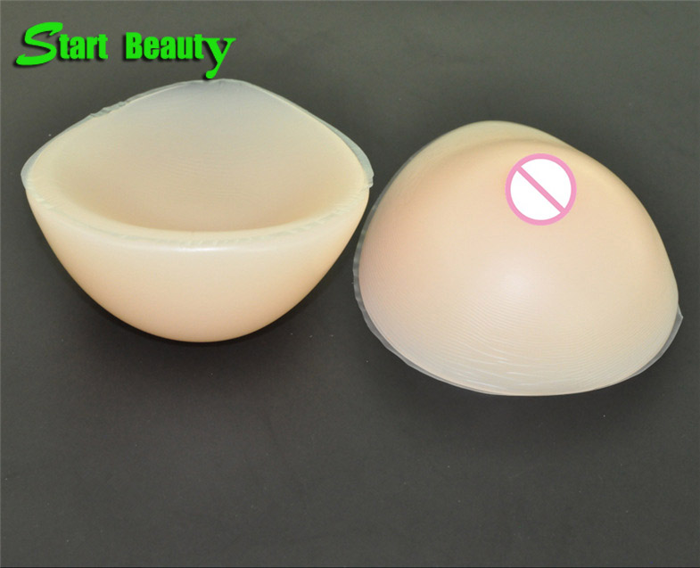 ФОТО 800g/pair C Cup Body color Realistic silicone breast prosthesis Artificial Boobs Tits for vagina transgender Bra pads
