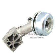 Tête de boîte vitesse pour ST FS120 FS200 FS250 strimmer débroussailleuse pièces rechange d'engrenage
