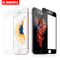 Remax 3D Tempered Glass Screen Protector For IPhone 6 6S 7 Plus Tempered Glass 0 26mm