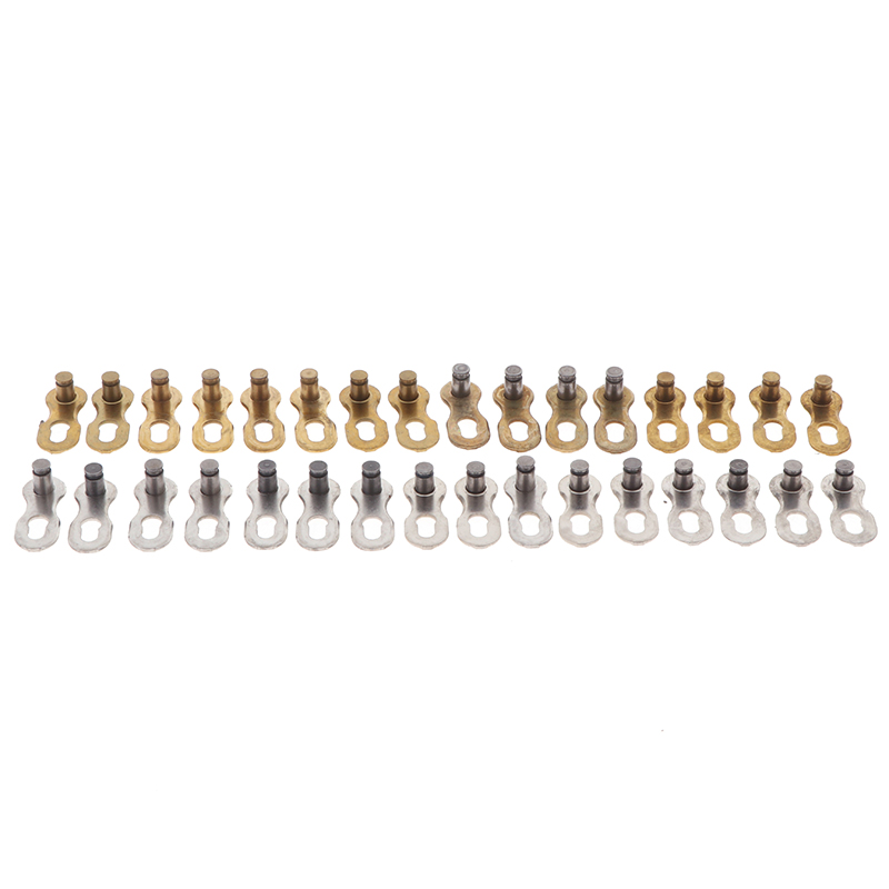 MTB Road Bike Chain 678Speed,9Speed,10Speed,<font><b>11Speed</b></font> Bicycle Chain Magic Button Mountain For KMC & <font><b>SRAM</b></font> 12 Speed Chains 1 Pack image